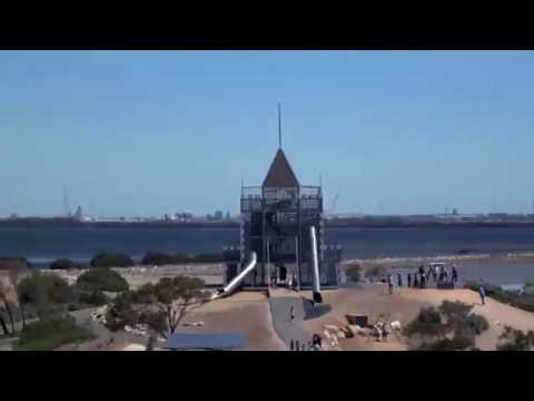 Adelaide Australia | St Kilda Adventure Playground | A TOYOTA Full of Afghans | 4K | VLOG #0037