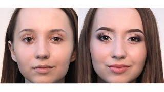 Свадебный макияж в карандашной технике (Урок №30)