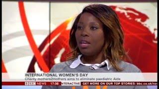 BBC News: Irene Nkosi, International Women
