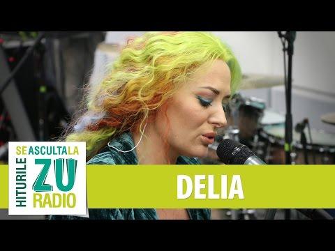 Delia - Verde Imparat (Live la Radio ZU)