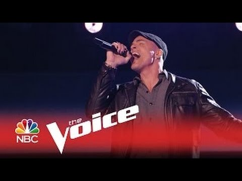 The Voice us season9 2015 - Manny Cabo's