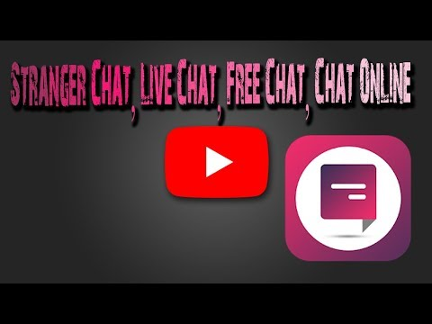 Stranger Chat, Live Chat, Free Chat, Chat Online