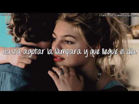 Louane - Je Vais T'aimer   Subtitulado al Español  