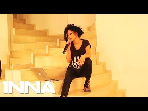 Karaoke with INNA   'Dear Mr. President' by Pink (February, 2010)