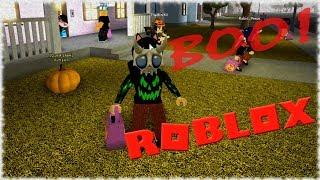 Happy Halloween!! - Roblox Trick Or Treat!