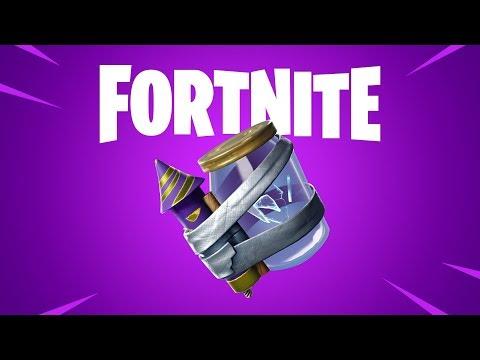 Fortnite: новый предмет — хлам-разлом