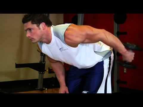 Standing Bent Over One Arm Dumbbell Triceps Extension Arka Kol Hareketi Nasıl Yapılır