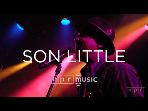 Son Little: CMJ 2015   NPR MUSIC FRONT ROW