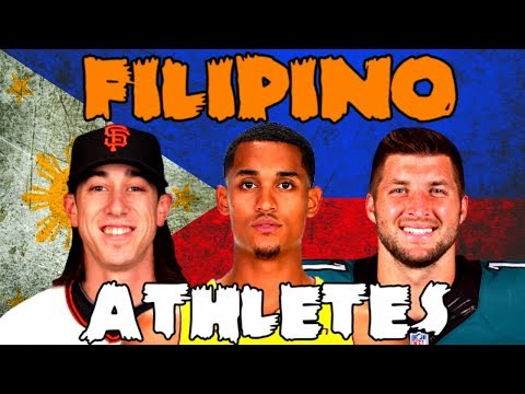 5 Surprising FILIPINO Athletes in American Sports