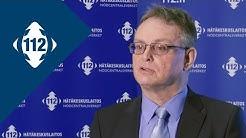 Vuosikertomus 2012: viraston päällikkö Kunnasvuori Martti