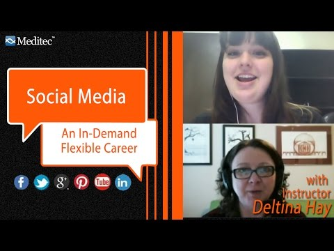 Social Media   An In-Demand, Flexible Career with Instructor +DeltinaHay [GOOGLE HOA]