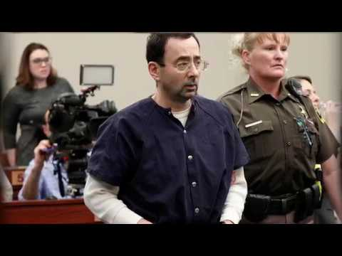 Larry Nassar Sentenced For Sexual Misconduct
