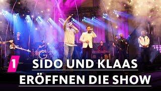 Baixar Disstrack - Sido und Klaas eröffnen die Show | 1LIVE Krone 2017