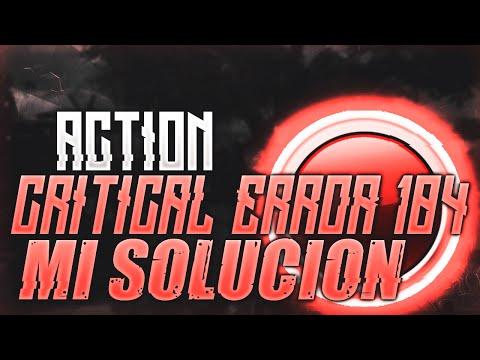 Mirillis Action | Critical Error 104 | Mi Solución | Windows 7 8 8.1 y 10 | 2016