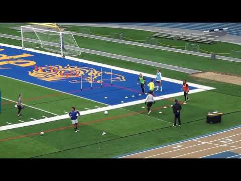 WHAT DOES A GOALKEEPER NEED TO EXPECT AT A COLLEGE ID CLINIC PART 1