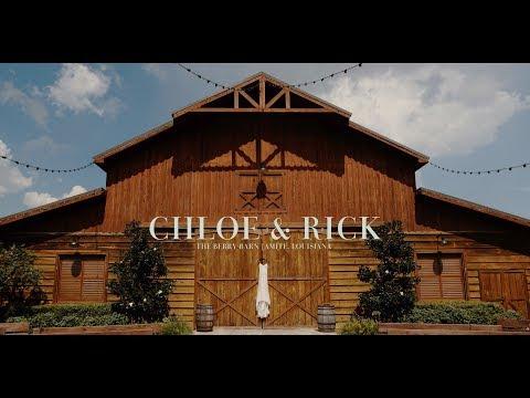 Wedding Film at The Berry Barn {Amite, Louisiana} // Chloe & Rick