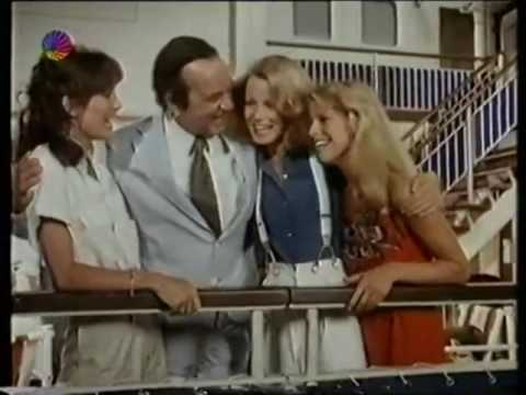 CHARLIES ANGELS LOVE BOAT ANGELS UNIQUE GERMAN MOVIE CLOSING CREDITS & MUSIC
