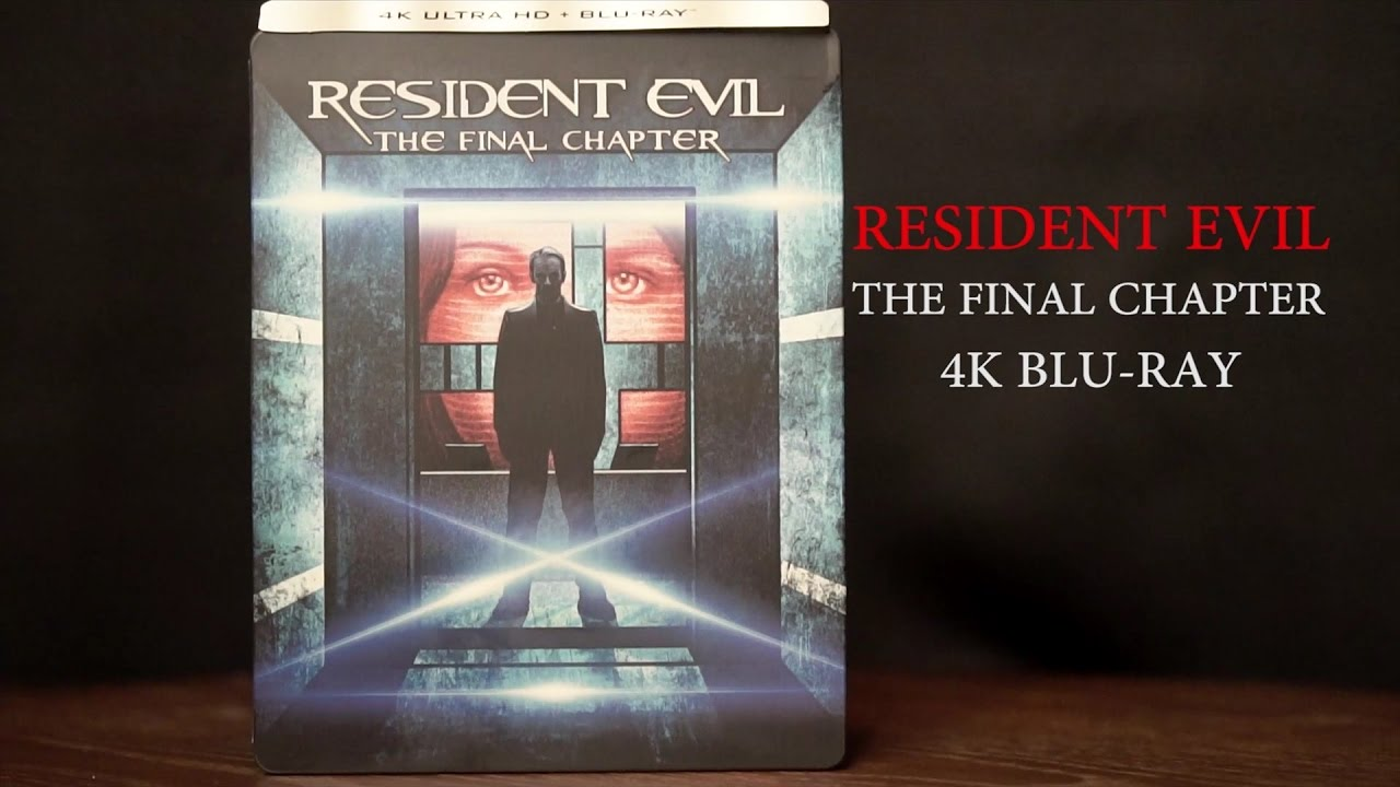 Resident evil the final chapter 4k bluray atmos audio video review youtube - Resident evil final chapter 4k ...