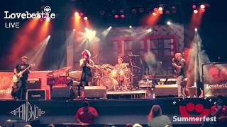 Lovebettie Live at Summerfest - Your Own Worst Enemy