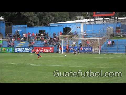 Video Penales Municipal 4 vs 5 Mixco