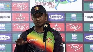 Live - Pakistan vs Zimbabwe | 1st ODI 2020 | PCB