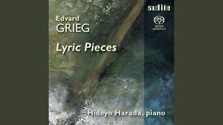 Lyric Pieces: Little Bird Op. 43 No. 4 in D minor