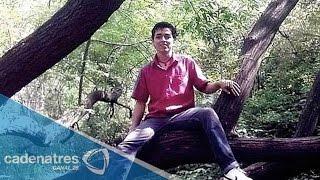 Revelan video del estudiante asesinado en Guanajuato