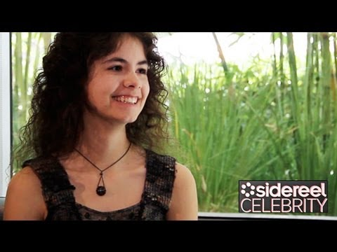 Exclusive  with Actress Katlin Mastadreana from The Middle & Anger Management