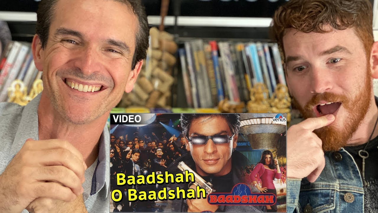 Baadshah O Baadshah Song REACTION!! | Shahrukh Khan & Twinkle Khanna | Baadshah