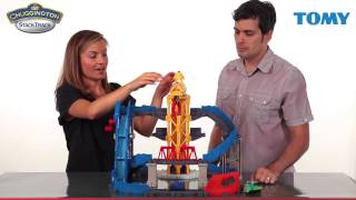 Brewster's Build Big Adventure Playset