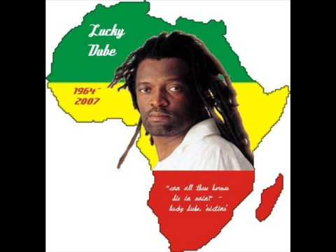 Lucky Dube - Teach the world