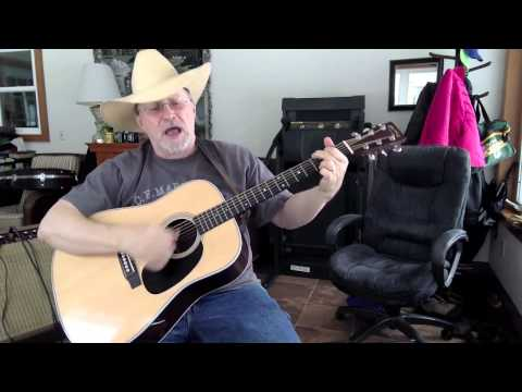 1459  - The Whiskey Ain't Working -  Travis Tritt Marty Stuart cover with guitar chords and lyrics