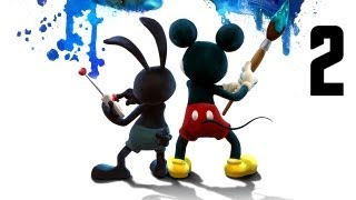 Epic Mickey 2: The Power of Two - Walkthrough Part 2