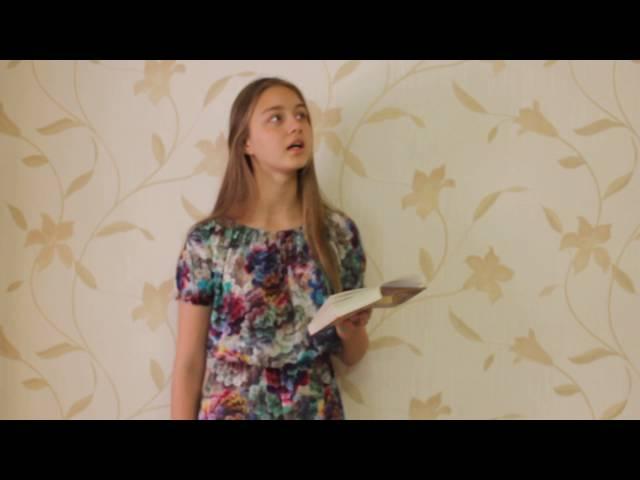 Изображение предпросмотра прочтения – ДианаДобрынина читает произведение «Гой ты, Русь, моя родная!..» С.А.Есенина