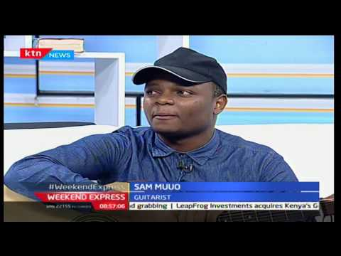 KTN Weekend Express: Person of Interest with Band Seek, 27/11/16 Part 4