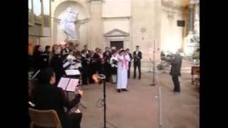 appel a la prière musulmane (Azan) dans une église  à  ROME