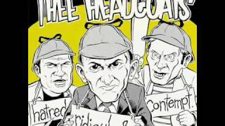 Thee Headcoats - Hatred, Ridicule & Contempt