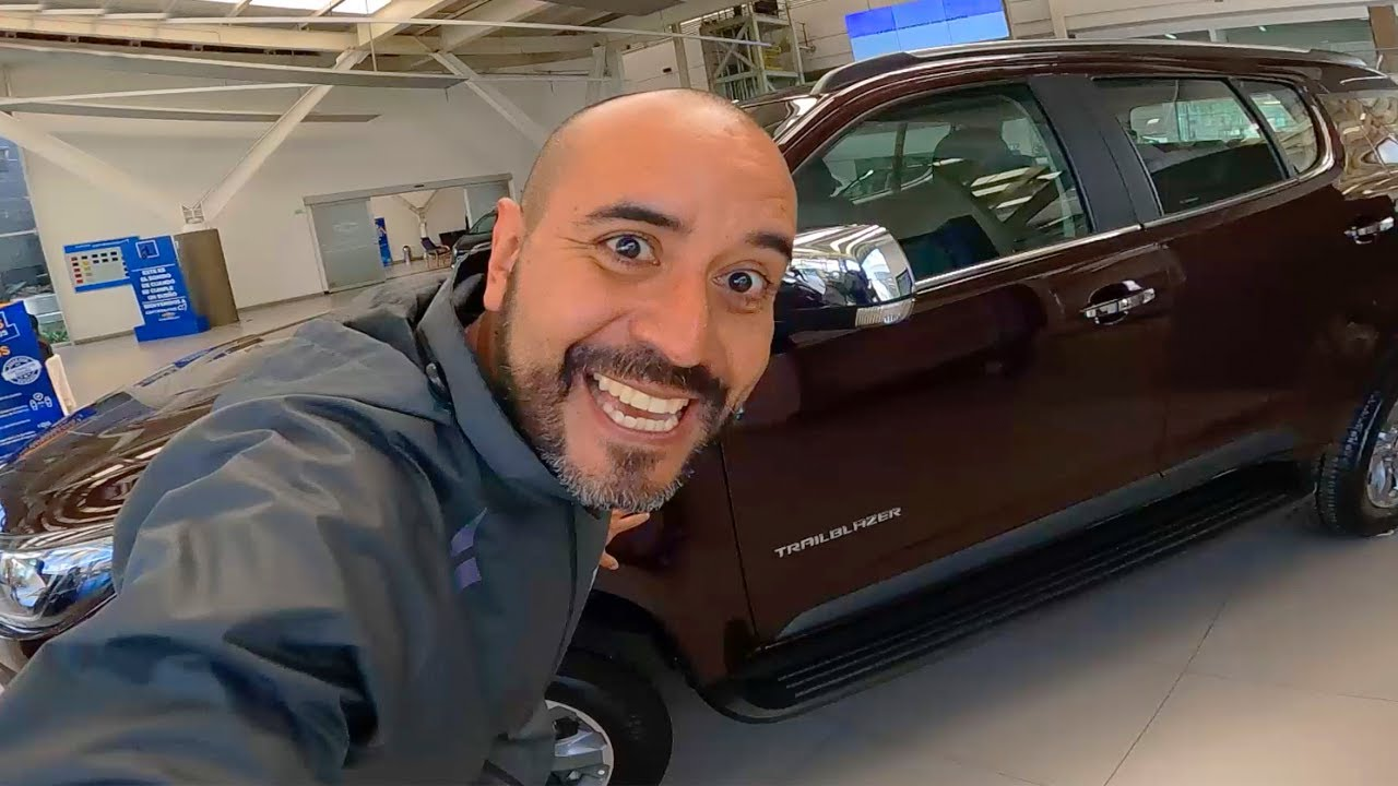 UNA verdadera CAMIONETA TURBO! Chevrolet Trail blazer 2021