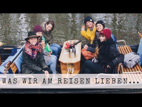WAS WIR AM REISEN LIEBEN...   Lilies Diary Team