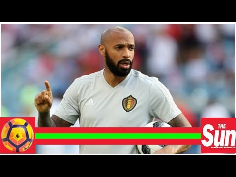 Arsenal Legend Thierry Henry In Talks Over Egypt Managerial Role Goal Com
