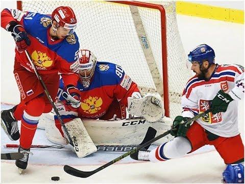 чехия россия хоккей фото
