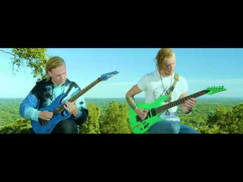 Inventure   Braindead   Official Guitar Playthrough (NEW 2016)