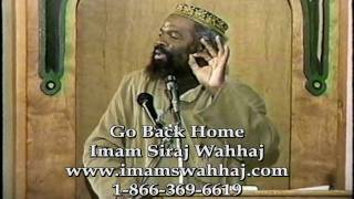 A Special Message from Imam Siraj Wahhaj