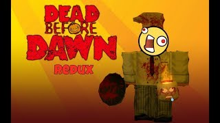before the dawn REDUX!!! ft:zk-izzy(dead by daylight meets roblox)