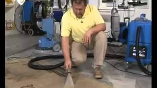 видео Аквачистка ковров