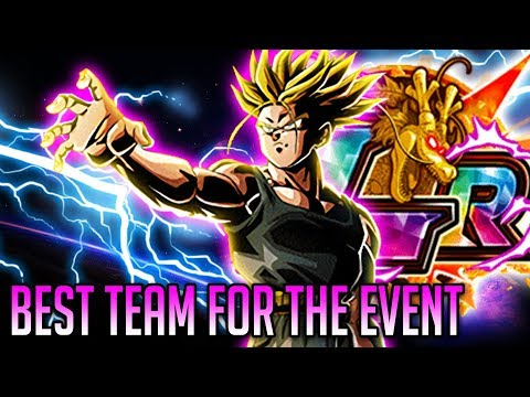 THE BEST TEAM FOR F2P THE LR TRUNKS PRIME BATTLE EVENT GUIDE! Dragon Ball Z Dokkan Battle