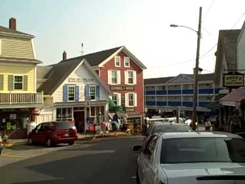 Maine,  Boothbay Harbor.. The way life SHOULD be!