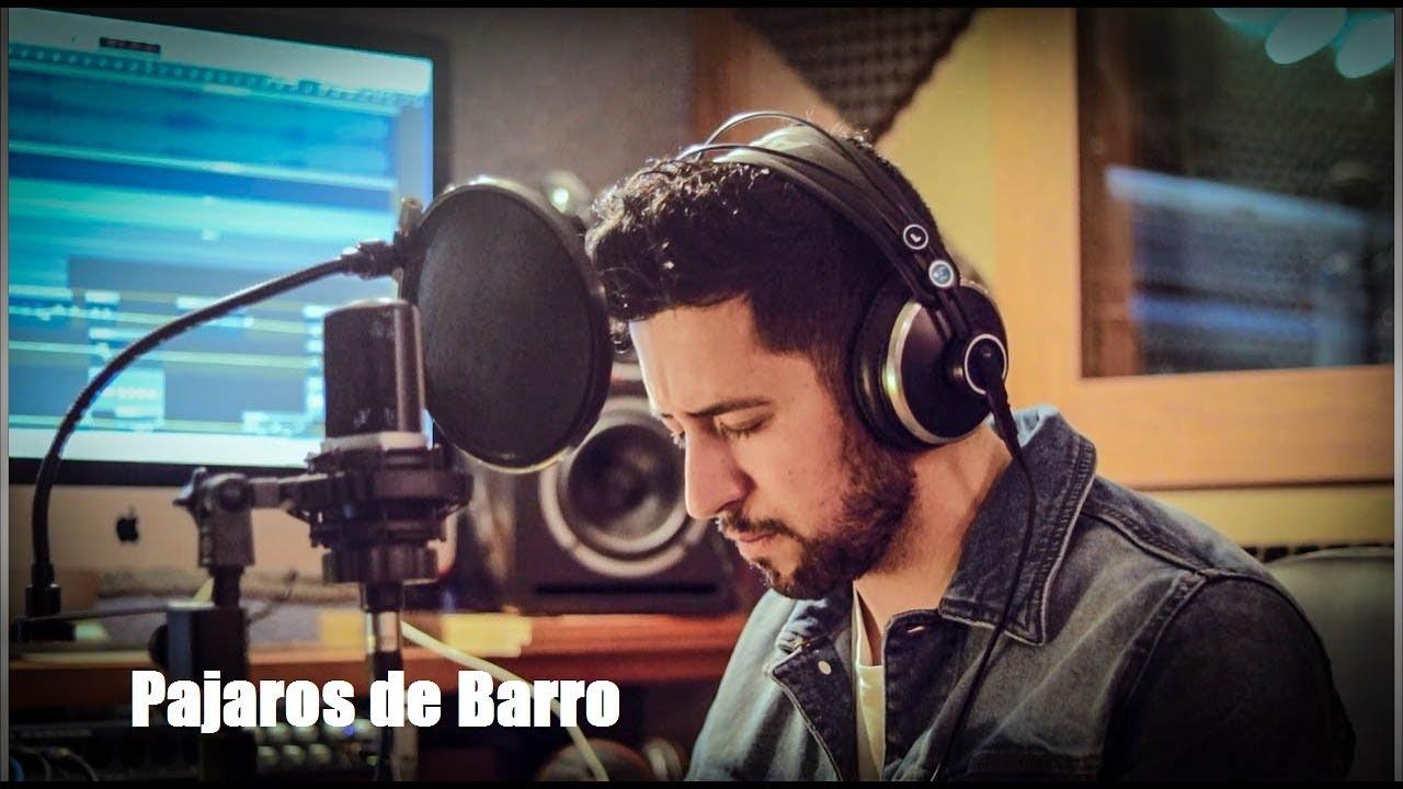 Pajaros de Barro cover SantiBuitrago