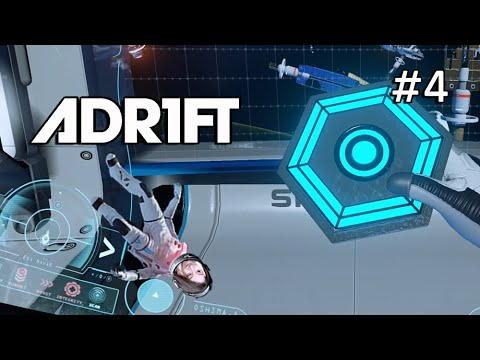 WE HAVE OBTAINED THE FIRST DISC OF TRUTH | Adr1ft #4 |