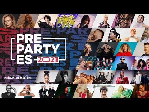 PrePartyES 2021 · Eurovision Concert from Madrid #PrePartyES21 - eurovision-spain.com